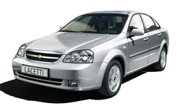 Фото Chevrolet Lacetti седан