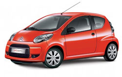 Фото Citroen C1 Facelift