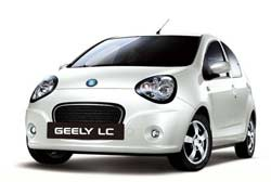 Фото Geely LC