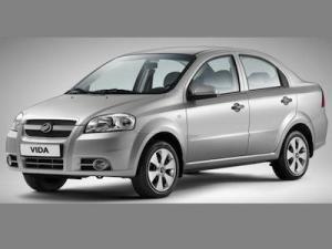 ЗАЗ Vida новый украинский автомобиль