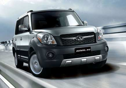 Haval �2 ����� ��������� �� Great Wall