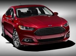 В США презентовали новый седан Ford Fusion